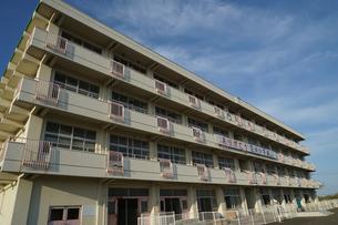 荒浜小学校(宮城県仙台市)の写真素材 [FYI04526314]