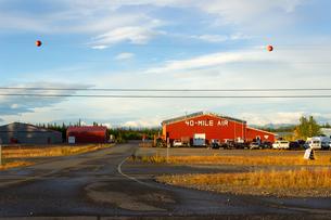 Tok Junction Airport(トック・ジャンクション空港)の写真素材 [FYI04526701]