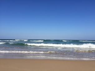 オーストラリアのビーチ7の写真素材 [FYI04527000]