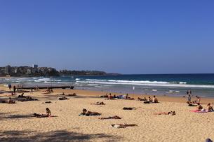 オーストラリアのビーチ6の写真素材 [FYI04527001]