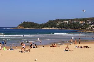 オーストラリアのビーチ5の写真素材 [FYI04527002]