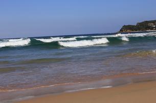 オーストラリアのビーチ4の写真素材 [FYI04527003]