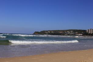 オーストラリアのビーチ3の写真素材 [FYI04527004]