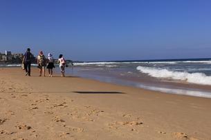 オーストラリアのビーチ2の写真素材 [FYI04527005]