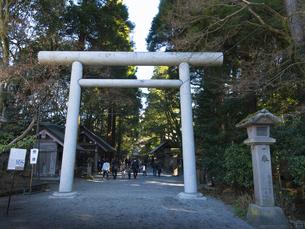 高千穂 天岩戸神社の写真素材 [FYI04527069]