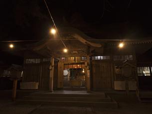 高千穂神社の写真素材 [FYI04527087]