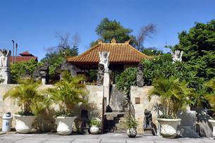 インドネシア バリ島 クタの寺院の写真素材 [FYI04528470]