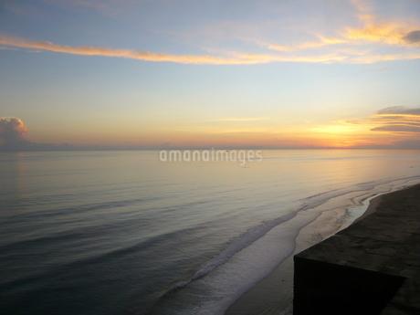 インドネシア、バリ島、サンセットの写真素材 [FYI04528975]