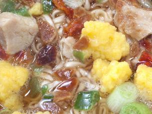 カップ麺の具材の写真素材 [FYI04529479]