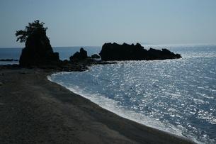 午後の日本海の写真素材 [FYI04531082]