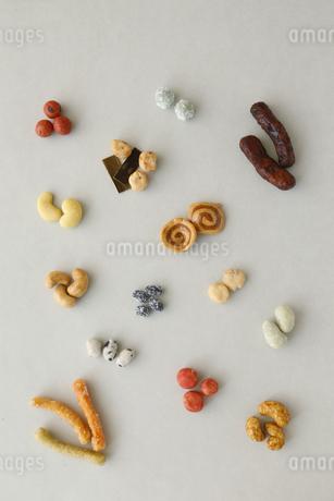焼き菓子の写真素材 [FYI04531101]