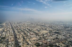 ドバイ(アラブ首長国連邦)の都市風景の写真素材 [FYI04532285]