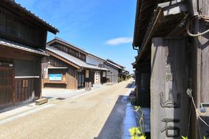 東海道 関宿の写真素材 [FYI04533017]