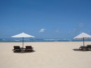 インドネシア、バリ島、ヌサドゥアのビーチの写真素材 [FYI04533033]
