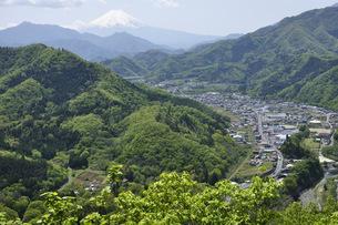 富士山展望の写真素材 [FYI04533253]