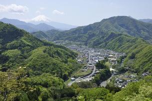 富士山展望の写真素材 [FYI04533254]