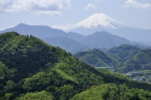 富士山展望の写真素材 [FYI04533255]