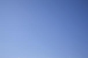 快晴の空の写真素材 [FYI04534114]