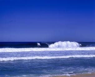 ハワイ州 オアフ島 ノースショアの海岸の写真素材 [FYI04534345]