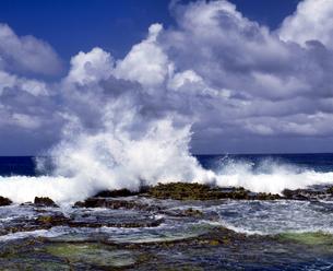 ミクロネシア連邦 ロタ島 スイミングホールの写真素材 [FYI04534361]