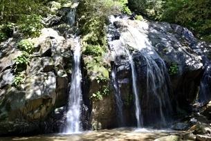 日本の滝百選,金引の滝の写真素材 [FYI04535086]