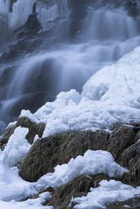 冬の乙女滝の写真素材 [FYI04535274]