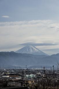 富士山の写真素材 [FYI04535276]