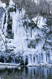 三十槌の氷柱の写真素材 [FYI04535289]