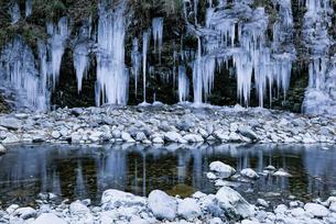 三十槌の氷柱の写真素材 [FYI04535290]