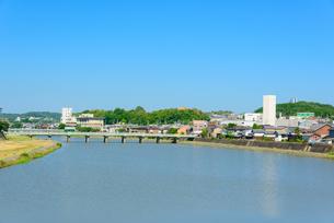 関西の街並み 三木市の町並みの写真素材 [FYI04535577]
