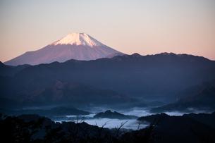 富士山の写真素材 [FYI04536780]