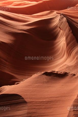 アメリカの景色/アンテロープキャニオン6の写真素材 [FYI04537460]