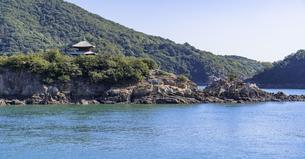 鞆の浦の仙酔島の写真素材 [FYI04538638]