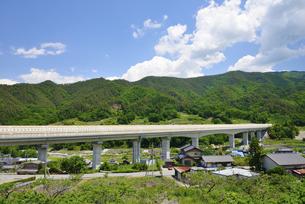 山梨県 リニアモーターカーのトンネル区間の写真素材 [FYI04538879]