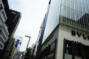 東京 銀座のイメージの写真素材 [FYI04538954]
