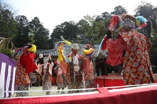 押立神社 ドケ祭りの写真素材 [FYI04539554]