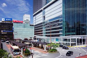 神奈川県 横浜駅西口の写真素材 [FYI04539897]