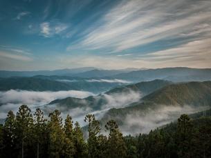 雲海と雲の写真素材 [FYI04540708]