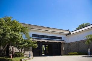 大阪城多門櫓の写真素材 [FYI04541236]