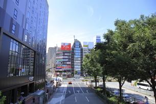 五反田駅東口の写真素材 [FYI04541298]