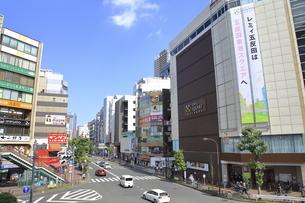 五反田駅東口前付近の写真素材 [FYI04541299]