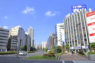 五反田駅東口前付近の写真素材 [FYI04541301]