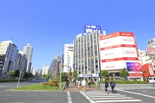 五反田駅東口前付近の写真素材 [FYI04541302]