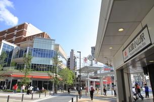武蔵小山駅の写真素材 [FYI04541306]