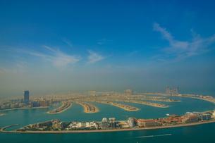 ドバイ(アラブ首長国連邦)の都市風景の写真素材 [FYI04541982]