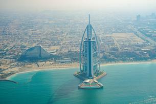 ドバイ(アラブ首長国連邦)の都市風景の写真素材 [FYI04541999]