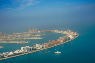 ドバイ(アラブ首長国連邦)の都市風景の写真素材 [FYI04542029]