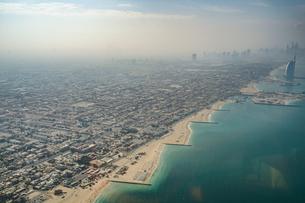 ドバイ(アラブ首長国連邦)の都市風景の写真素材 [FYI04542572]