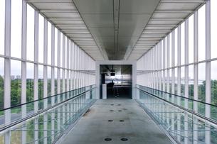 ガラス張り 葛西臨海公園のクリスタルビューの写真素材 [FYI04542776]