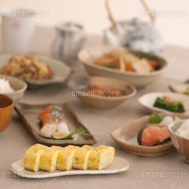 和食の写真素材 [FYI04545949]